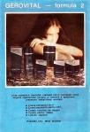 Reclama Produse Cosmetice Gerovital