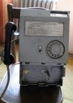 Telefon Public - Electromagnetica RS 72110-B - deschis