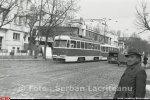 Tramvai pe Dorobanti 1976