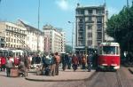 Tramvaie Bucuresti 1973