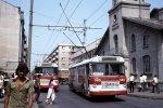Troleibuz DAC in Constanta