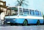 Troleibuz TV1 din 1971