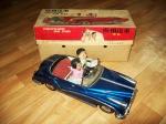 Masinuta Bentley Chinezeasca Cu Baterii + cutie