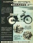 Reclama Motocicleta Carpati