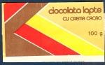 Ciocolata Lapte cu Crema de Cacao 100g