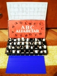 Jocul ABC Alfabetar