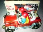 Masina de Pompieri ME 699