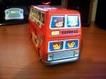 Autobuz Dublu Englezesc cu Motoras Made in China