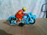 Motocicleta Chinezeasca din Tabla