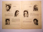 Program Concert Louis Amstrong in Romania 1965 (3)