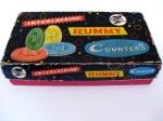 Jocul Rummy - Anii '70 - cutie