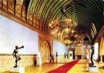 Palatul Culturii Interior