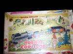 Trenulet din Fabrica de jucarii - Bucuria Copiilor 1962 - capac