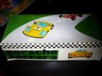 Masinuta Porsche Carrera - Cutie