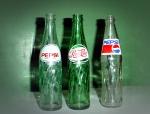 Sticle de Pepsi