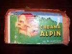 Joc de Lemn Cabana Alpin - cutie