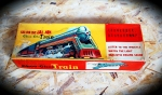 Locomotiva Chinezeasca - Cutie