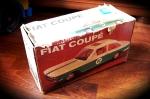 Masina cu Telecomanda Fiat Coupe - cutie