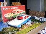 Masina cu Telecomanda Fiat Coupe - fata