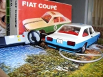 Masina cu Telecomanda Fiat Coupe - spate