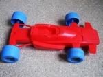 Masinuta F1 romaneasca