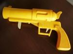 Pistol cu bila din plastic