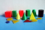 Trusa Corpuri Geometrice NUFARUL Anii '80