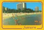 Plaja din Saturn