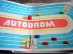 Jocul Autodrom - tabla de joc