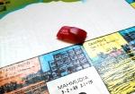 Jocul TURISM - tabla de joc