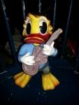 Donald cu chitara Aradeanca