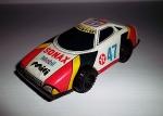 Masina de curse Renault tabla