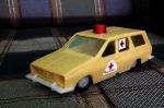 Masinuta Dacia 1300 Salvare
