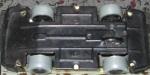 Masinuta Moskvich 2141 URSS - spate