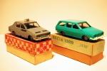 Masinute Dacia 1300 + cutii - fata