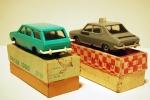 Masinute Dacia 1300 + cutii - spate