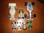 Masinute de F1