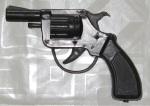 Pistol jucarie revolver URSS