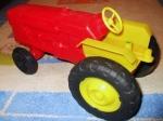 Tractora Romanesc - spate