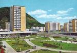 Piatra Neamt Hotel Ceahlau Anii 70