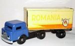 Camion din Tabla Posta Romana