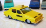 Masinuta Dacia Taxi