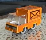 Masinuta din plastic Posta