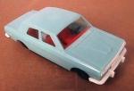 Masinuta Volga din plastic - lateral