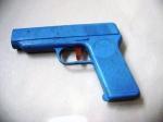 Pistol din plastic