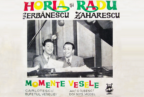 Horia Serbanescu - Momente Vesele