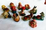 Figurine Ascutitori - Anii 70