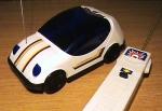 Masinuta cu telecomanda - anii 80