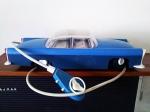 Masinuta Volga cu telecomanda - lateral