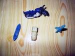 Mini Jucarii din Plastic
